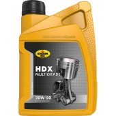 Kroon Oil HDX  20W50 моторное масло