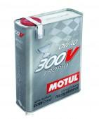 Motul 300V Trophy моторное масло для спорта 0W40