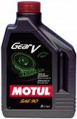 Motul Gear V SAE 90 Трансмиссионное масло