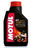Motul 7100 4T 15W-50 Синтетическое масло для 4Т двигателей