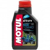 Motul ATV-UTV 4T 10W-40 Минеральное масло для квадроциклов