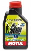 Motul Peugeot City Rider 4T Синтетическое масло для скутеров