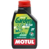 Motul Garden 2T Hi-Tech полусинтетическое масло для двигателей садовой техники