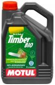 Motul Timber Bio Синтетическое масло для механических цепных пил