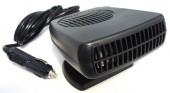 CarCommerce Тепло-вентилятор 12v, 150Вт, через гнездо прикуривателя