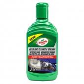 Turtle Wax Headlight Cleaner & Sealant Полироль для пластиковых фар и задних фонарей