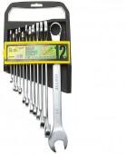 Alloid Набор ключей комбинированных 12шт, 6-22мм
