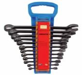 King Roy Набор ключей рожково-накидных 12шт, 7-24мм