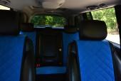 Аvторитет Накидки на передние и задние сиденья, синие