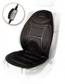 Vitol H96035BK Накидка на сиденье с подогревом, черная 1шт