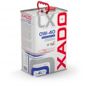 XADO Luxury Drive 0W-40 Синтетическое моторное масло