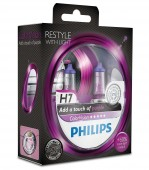 Philips ColorVision H7 12V 55W ��������� �������, 2��, ����������