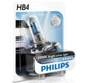 Philips CrystalVision HB4 12V 55W автолампа галоген, 1шт