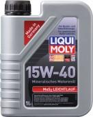 Liqui Moly MoS2 Leichtlauf 15W-40 Моторное масло (1932, 1933, 1949)