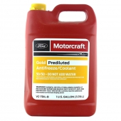 Ford Motorcraft Prediluted Antifreeze/Coolant VC-7DIL-B Антифриз оригинальный