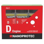 Nanoprotec D Engine Set 3 in 1 Дизель присадка в моторное масло