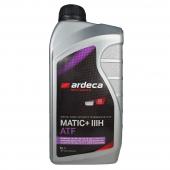 Ardeca Matic+ III H ATF Минеральное трансмиссионное масло