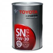 Toyota SN/GF-5 5W-30 (Japan) Оригинальное моторное масло