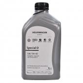 VW AUDI Special D 5W-40 Оригинальное моторное масло
