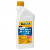 Ravenol TTC Protect C11 Concentrate G11 -64С Антифриз концентрат желтый