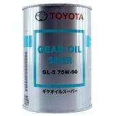 Toyota SAE 75W-90 (JAP) Оригинальное трансмиссионное масло