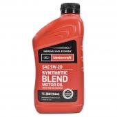 Ford Motorcraft 5W-20 Synthetic Blend Motor Oil Оригинальное полусинтетическое масло