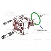 Bosch 2 460 210 012 Кольцо уплотнительное плунжера ТНВД