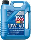 Liqui Moly Super Leichtlauf 10W-40 Моторное масло (1304, 1916, 1928, 1929)