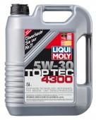 Liqui Moly Top Tec 4300 5W-30 Моторное масло (3742, 8030, 8031)