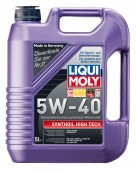 Liqui Moly Synthoil High Tech 5W-40 Моторное масло (1308, 1915, 1924, 1925)