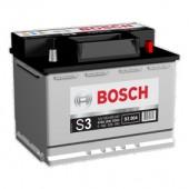 Bosch S3 Silver 70 Ач +/- 640A Аккумулятор автомобильный