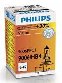 Philips Vision HB4 12V 55W Автолампа галоген, 1шт