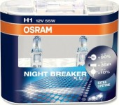 Osram 64150 NBP NIGHT BREAKER PLUS H1 12V 55W P14.5s ��������� ����������