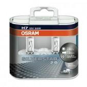 Osram Silverstar 64210 H7 12V 55W Автолампа галогенная, 2шт