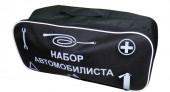 Vitol Сумка автомобилиста стандартная, черная