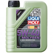 Liqui Moly Molygen New Generation 5W-40 Моторное масло (9053, 9054, 9055)