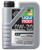 Liqui Moly Special TEC AA 0W-20 НС-синтетическое моторное масло (8065, 8066)