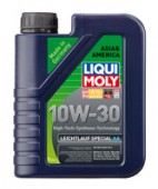 Liqui Moly Special TEC AA (Leichtlauf Special AA) 10W-30 HC-синтетическое моторное масло (7523, 7524)