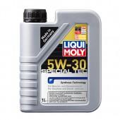 Liqui Moly Special TEC F 5W-30 НС-синтетическое моторное масло (8063, 8064)