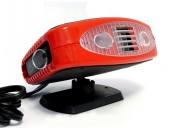 CarCommerce Tornado Тепло-вентилятор, 12V, 150Вт, от прикуривателя, на двусторонней липучке, с ручкой