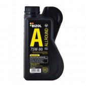 Bizol Allround Gear Oil TDL GL-4 / GL-5 75W90 Полусинтетическое трансмиссионное масло