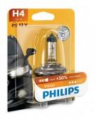 Philips Vision H4 12V 60/55W Автолампа галогенная, 1шт