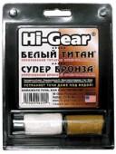 Hi-Gear Упрочнённые супершпатлёвки Белый Титан и Супер бронза