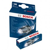 Bosch Super Plus 0 242 229 925 (FR8DPP33+) Свеча зажигания, 1 штука