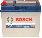 Bosch S4 Asia Silver 45Ач 330A +/- Аккумулятор автомобильный