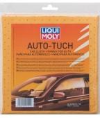 Liqui Moly Auto Tuch Салфетка замшевая влаговпитывающая 40х40см