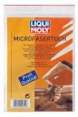 Liqui Moly Microfasertuch Салфетка из микрофибры белая