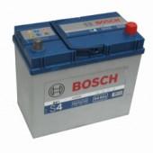 Bosch Bosch S4 Asia Silver 45 Аh 330A 45 -/+ Аккумулятор автомобильный