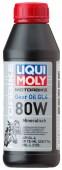 Liqui Moly Motorbike Gear Oil 80W Минеральное трансмиссионное масло для мототехники