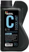 Bizol Coolant G11 до -40С Антифриз готовый синий